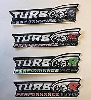 Turbor sticker