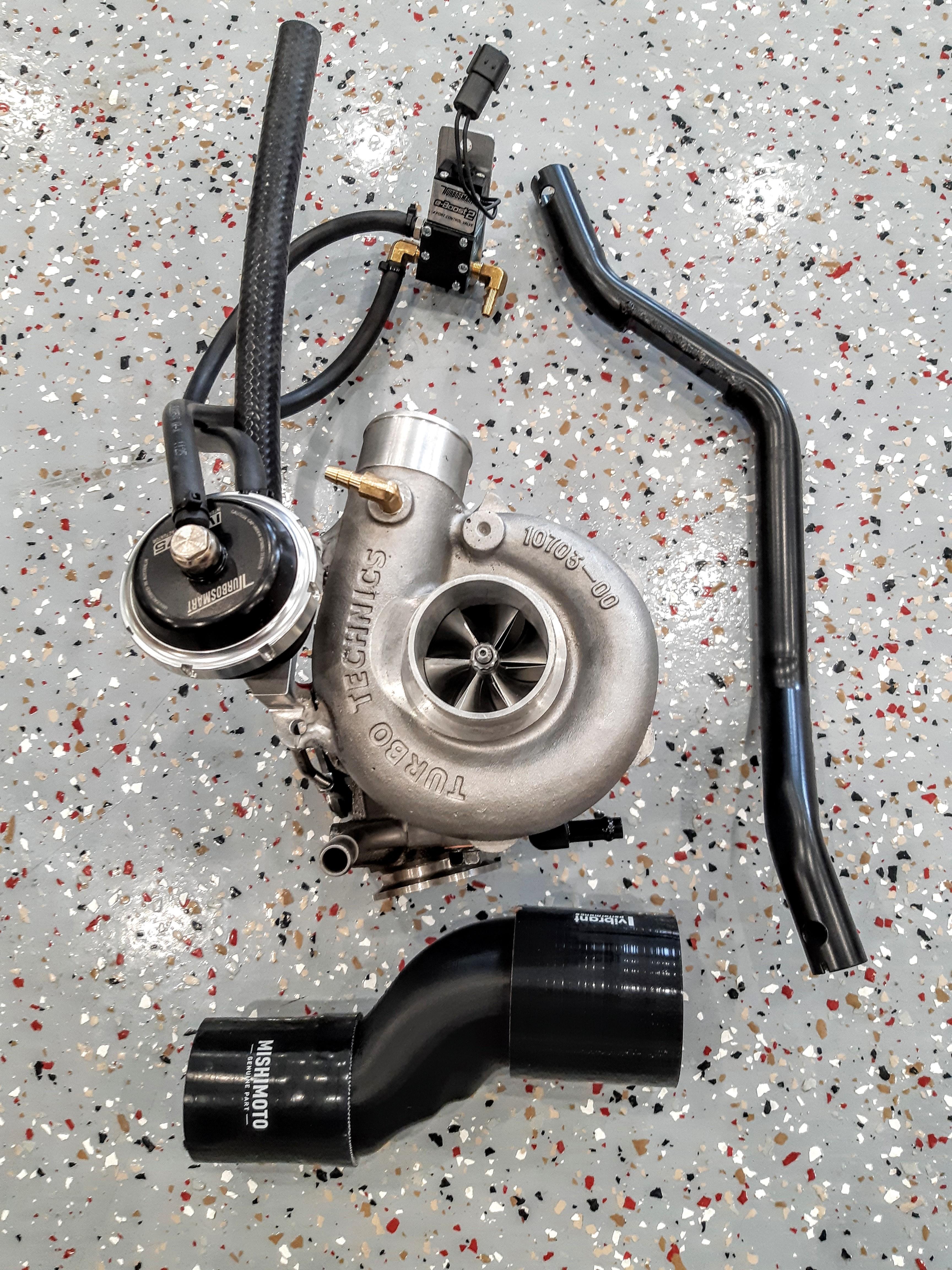 Turbo Technics turbo kit