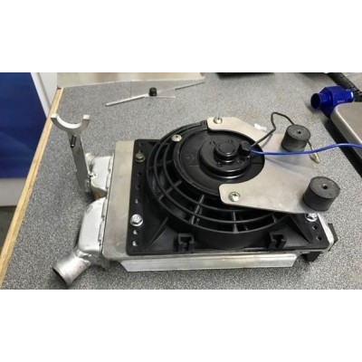 BOP Radiator kit