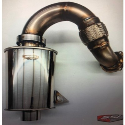ssi Turbo Back Exhaust 900 Ace Turbo