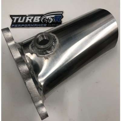 Aluminium Racing Side Exit Exhaust