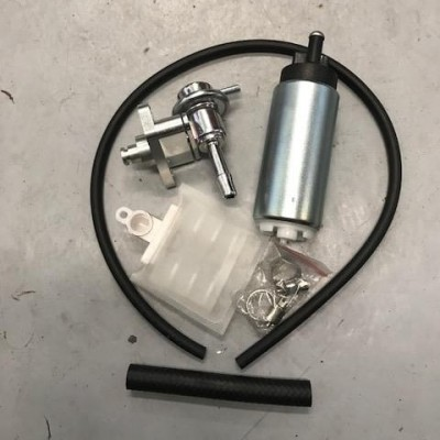 Fuel pump and regulator kit